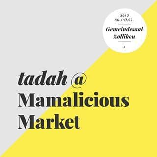 tadah @ MAMALICIOUS Market