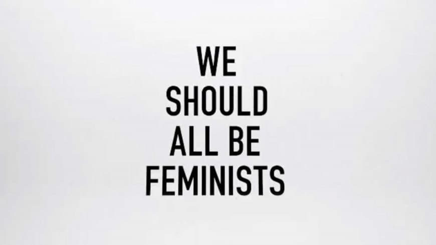 Dior - We Should All Be Feminists