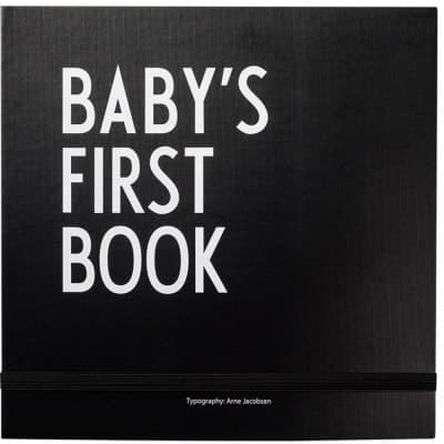 Baby's First Book by Desig Letters