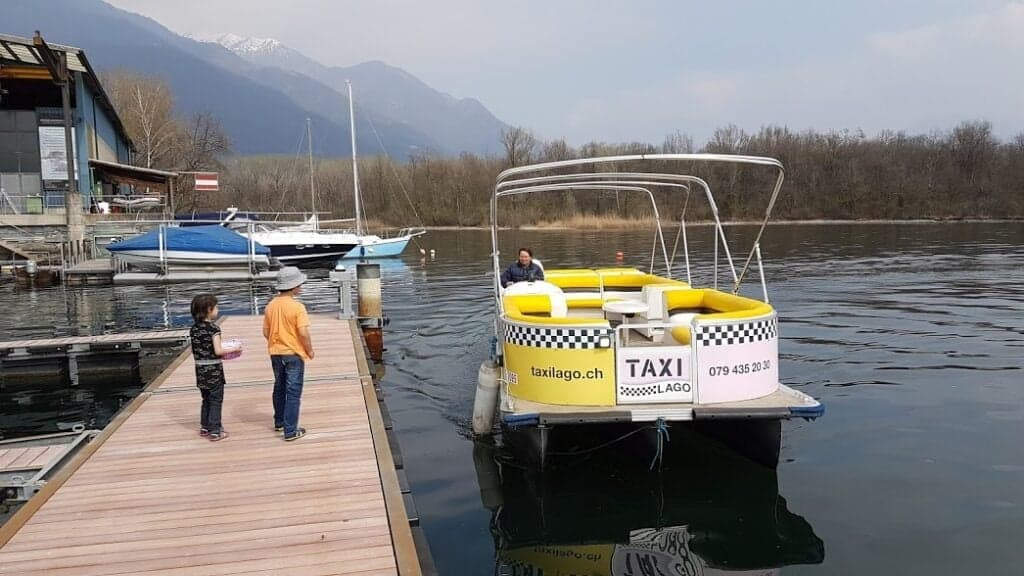 Taxiboot