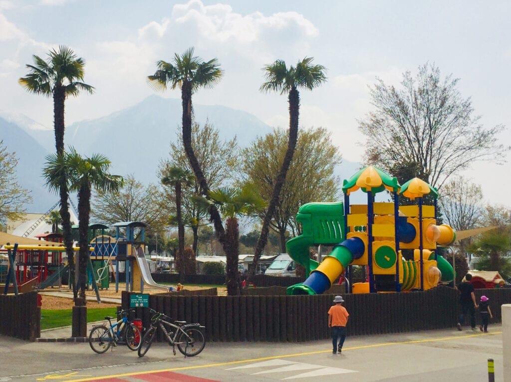 Spielplatz Campofelice