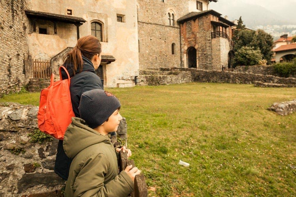 La Dolce Vita: Quality Time mit Kind in der Jugendherberge Locarno