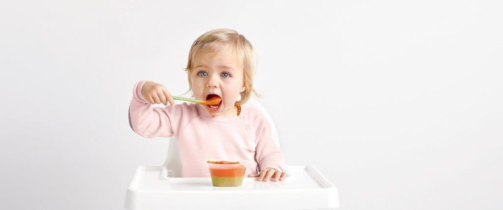 Innovativer Schweizer Bio-Babybrei revolutioniert den Babymarkt!