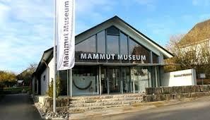 MAMMUT MUSEUM – NIEDERWENINGEN