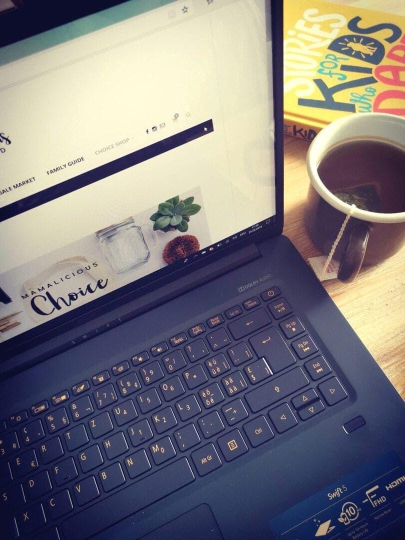 Als Working Mum Planen, Organisieren und  mobil sein? Leichter geht's nicht