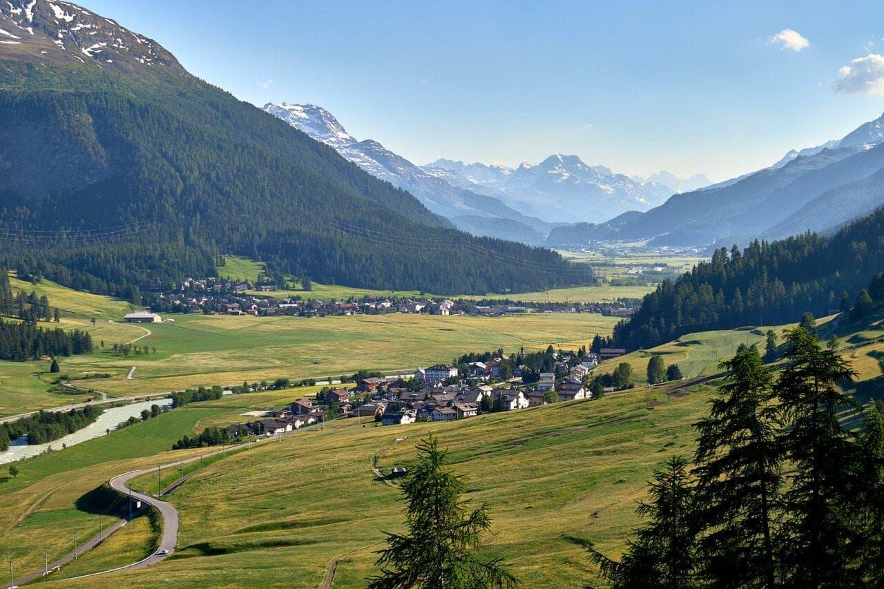 So schön ist unsere Schweiz – Allegra Zuoz: Das Paradies im Oberengadin heisst uns willkommen