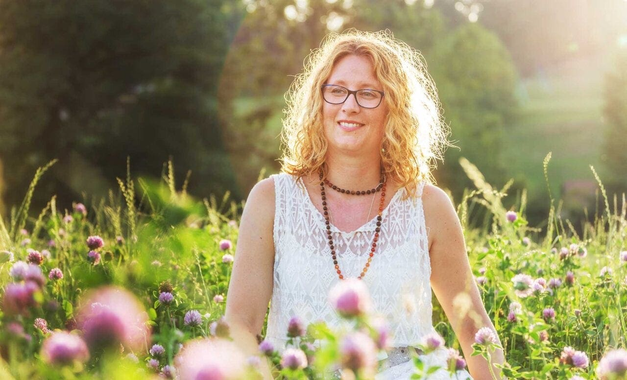 Naturheilpraktikerin Nadja Röthlisberger: Wir essen fast nur warm am Familientisch
