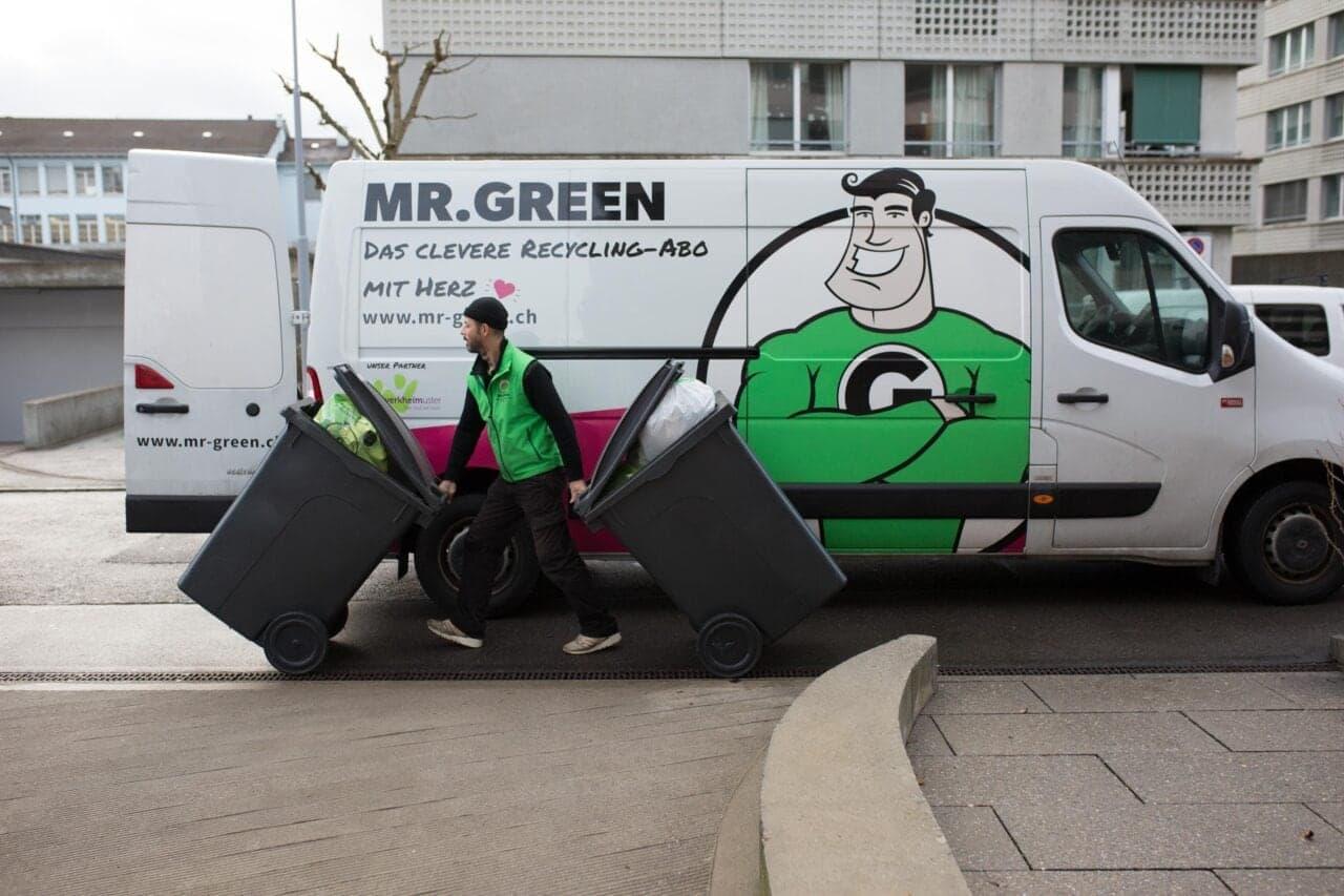MR. GREEN – ENDLICH EIN SUPERHELD, DEN MAN IM HAUSHALT BRAUCHEN KANN