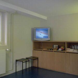 Fernseh- und Spielzimmer