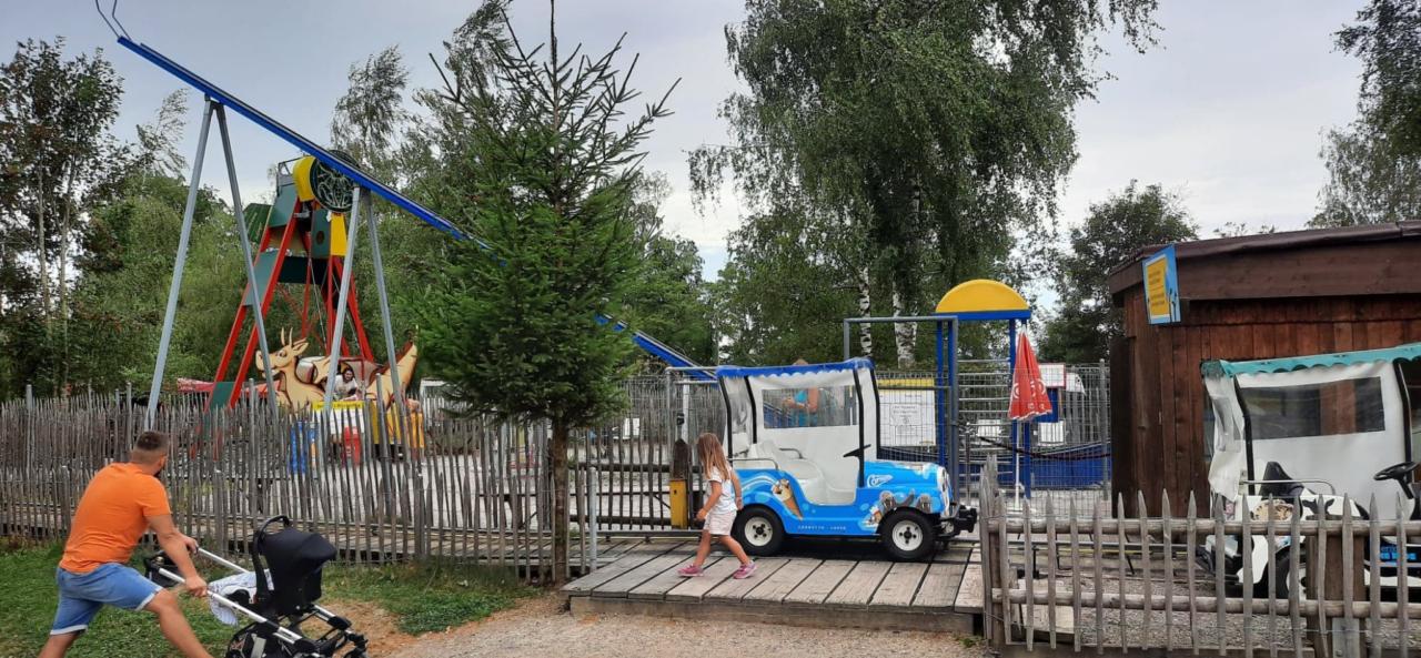 35 Minuten Fahrt ab Aarau, Luzern, Zug und Zürich: Ein Freizeitpark mitten in der Natur ohne lautes Tamtam