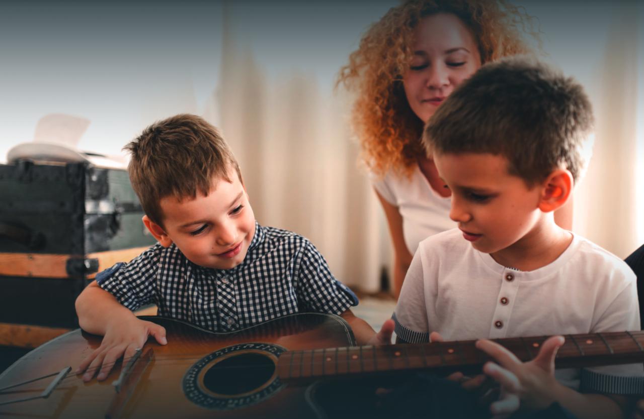 Mehr Musik! Die innovative Plattform Matchspace verbessert den Zugang zum Musikunterricht