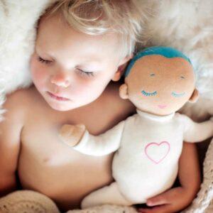 Lulla doll – Einschlafhilfe für unruhige Babys