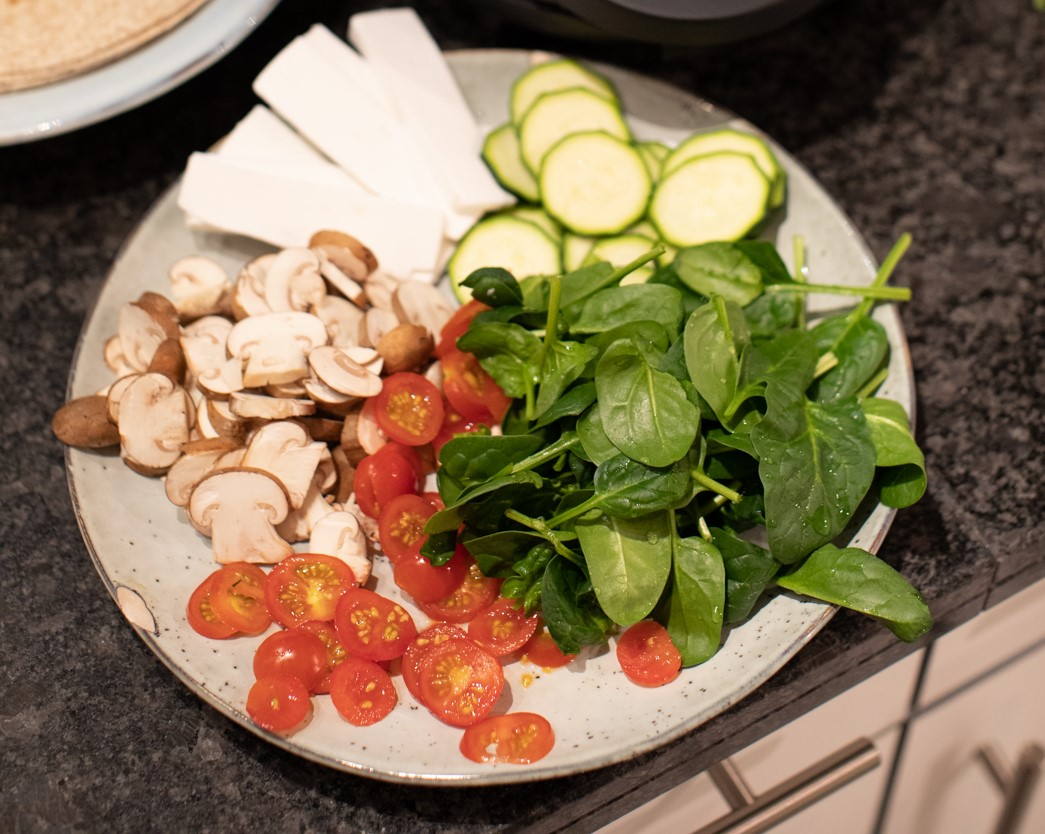 Für den Familientisch: Easy Peasy Quesadillas!