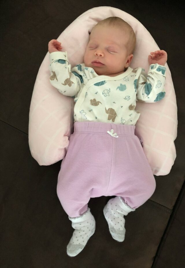 Babykissen_Baby Lisa